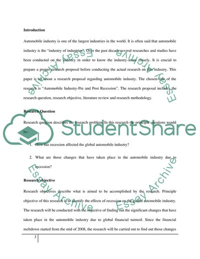MBA Dissertation PDF Examples University - Sample Dissertations