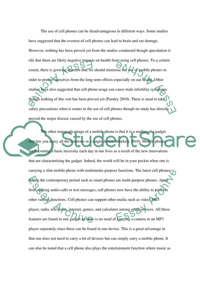 English Essay Example | Topics and Well Written Essays
