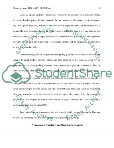 Assistive Technology Research Proposal essay example