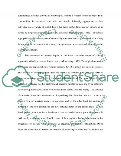 Essay of 2nd year