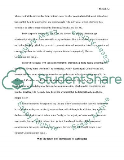 Analytical reserach paper essay example