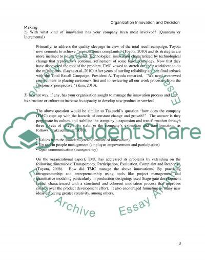 Assig 14 essay example