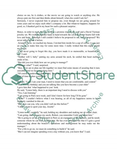 An Unforgettable Experiences essay example