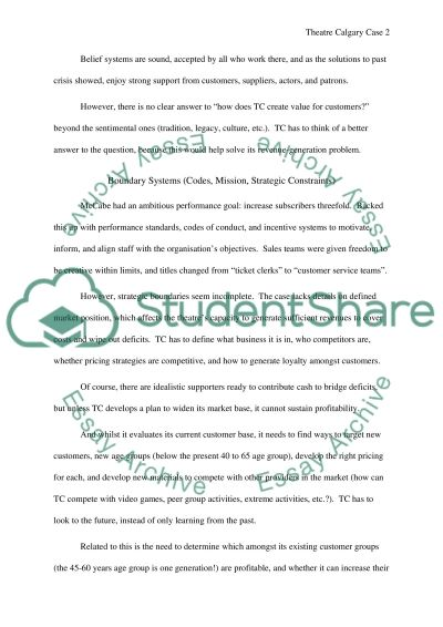 Management Accounting Assignment essay example
