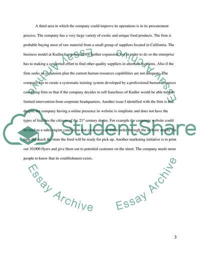 Create a Problem Statement Paper