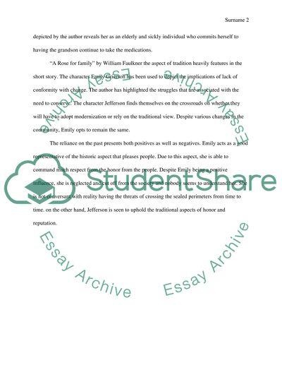 Response paper regard of two article
