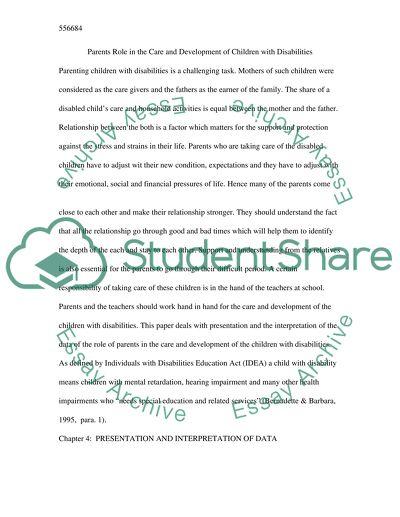 University of sheffield dissertation guidance