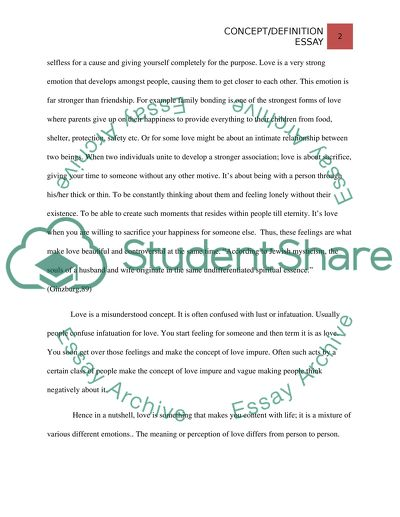 Custom Essay Papers Powerful Word Love How To Make A Good Thesis Statement For An Essay also Business Essay Format Powerful Word Love Essay Example  Topics And Well Written Essays  Abraham Lincoln Essay Paper