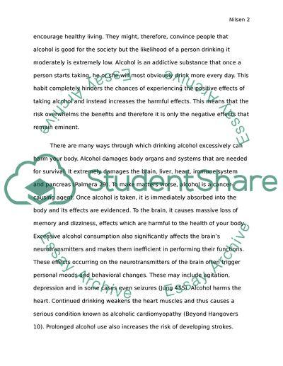 Research arguementive essay