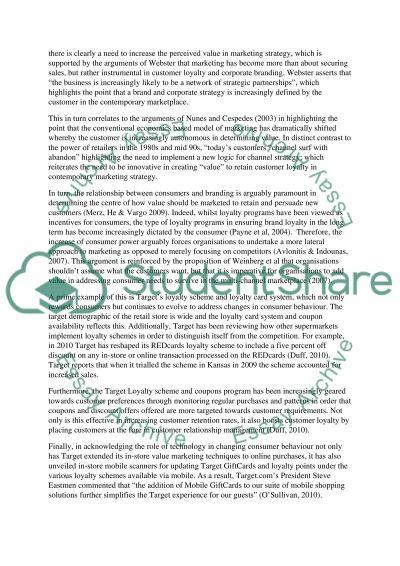 mktg 315 pre test essay