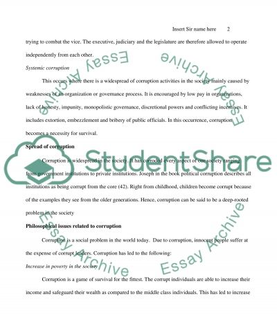 Topic Essay essay example