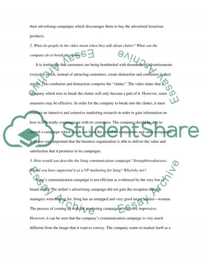 Marketing The Persuaders essay example