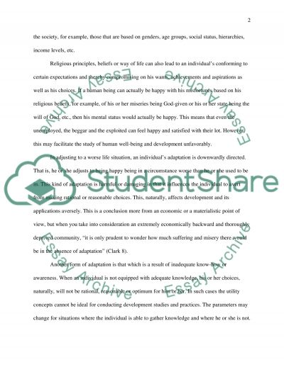 Behavioral Economics Essay essay example