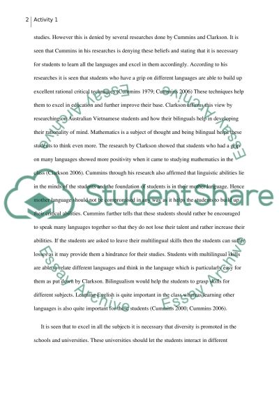Catering for a variety of learners essay example