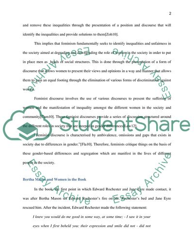 How To Write A Thesis Essay Bertha Mason Character Analysis In The Context Of Feminist Theory English Essay Story also Science And Literature Essay Bertha Mason Character Analysis In The Context Of Feminist Theory Essay Business Essay Topics