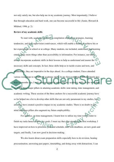 Hospitality management essay example