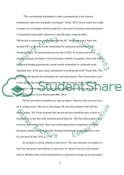 Prince2 terms reference examples thesis