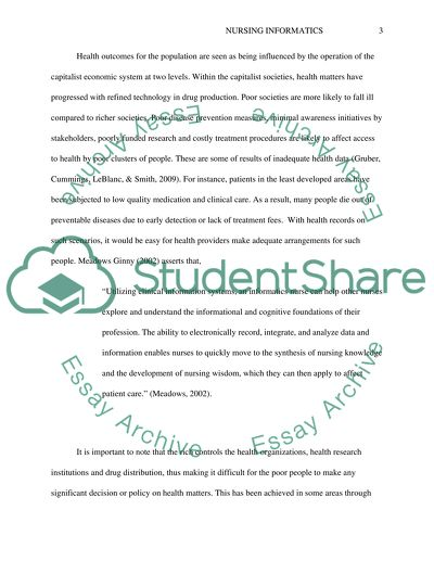 how to do you note info in an aessay