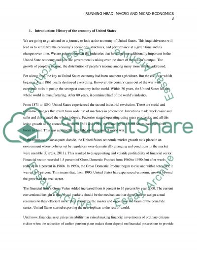 united states economy essay Below is an essay on united states economy from anti essays, your source for research papers, essays, and term paper examples the united states' economy is essentially the base of society however, throughout history, as the economy has grown, serious problems have come up.
