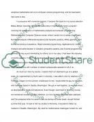 Personal Statement Personal Statement example