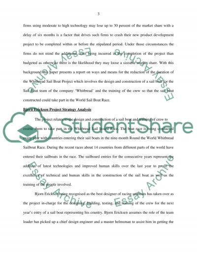 Case study Master Essay essay example