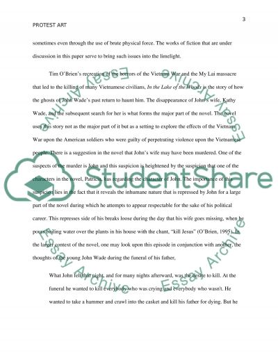 essay on protest art example topics and well written essays  essay on protest art essay example