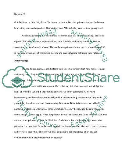 Interesting Persuasive Essay Topics For High School Students Scientific Method And Primate Observation My Country Sri Lanka Essay English also Essay About Good Health Scientific Method And Primate Observation Essay Science Essay Examples