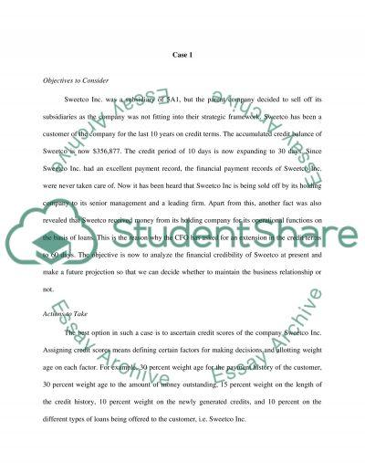 Case Study 1, Case Study 2 essay example