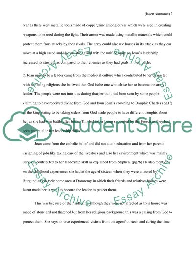 Essays children english