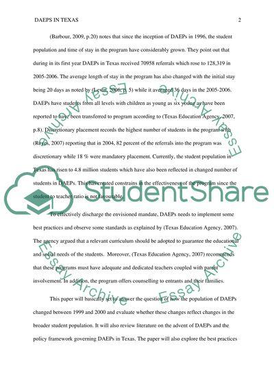Disciplinary orientation dissertation