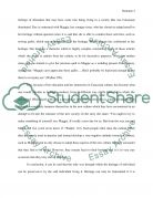 everyday use essays studentshare everyday use essay using the contrasting conceptions of heritage