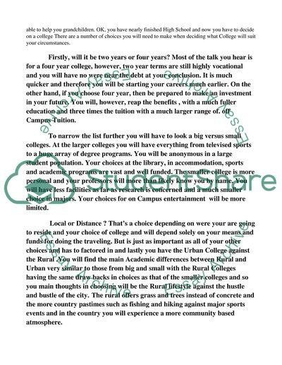 Comparisoncontrast Essay Example  Topics And Well Written Essays  Comparisoncontrast Essay