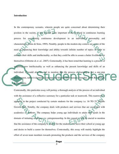 Best Motivation Essay Example | Motivation Essay