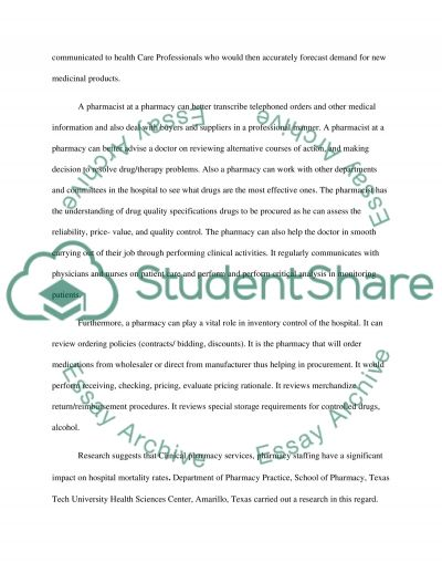Financial effects and constraint paper essay example