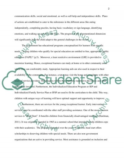 Lifelong Learning essay example