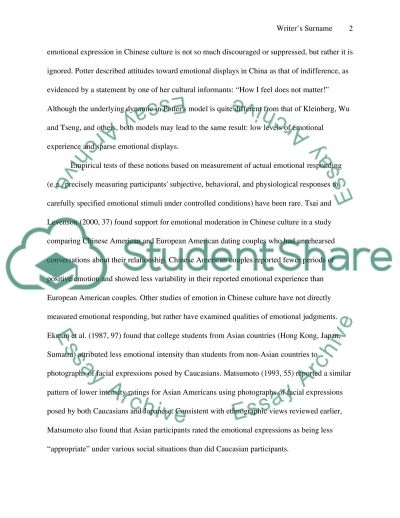Negative stereotype of Chinese Americans essay example