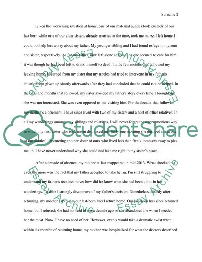 Learn to Cherish Essay Example | Topics and Well Written Essays