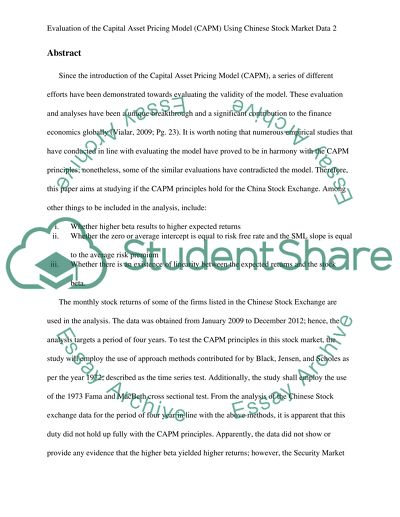 Thesis in mla - outline
