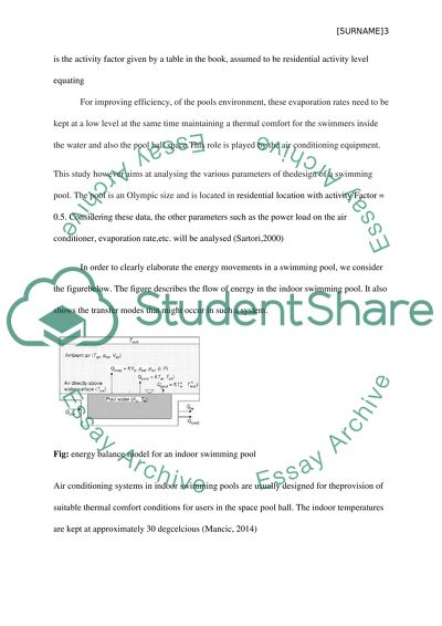 Applied Thermodynamics Design Project