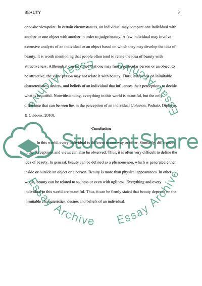 Essay poem