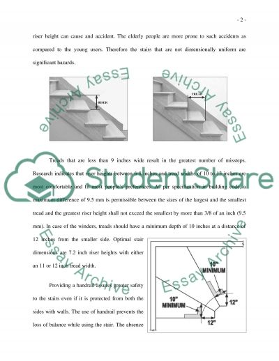 Stairs Design essay example