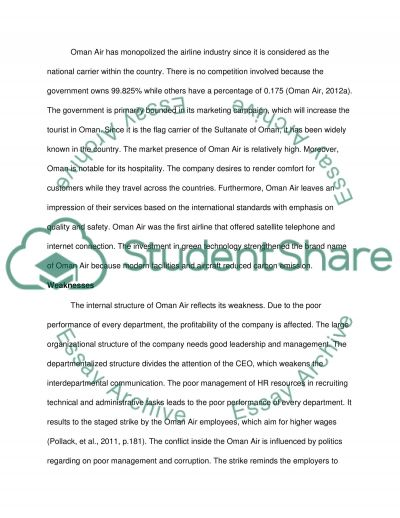 analysis on the organizational structure of air essay analysis on the organizational structure of air essay example