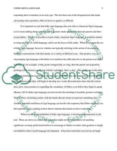 EEC Position Paper