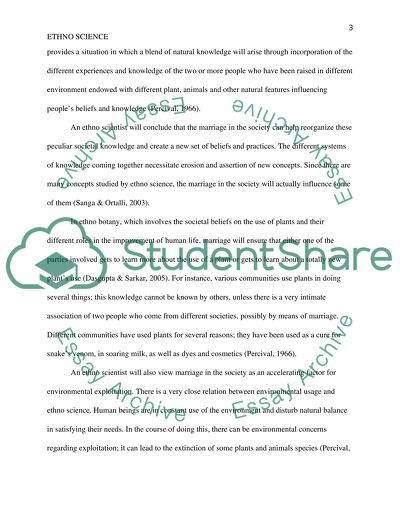 Example Essay English  Definition Essay Paper also College Essay Samples The Ethno Science Approach And Its View Of The Role Of  My Biography Essay