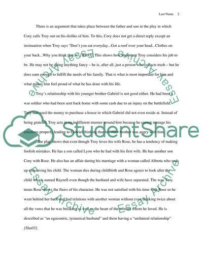 Final Exams Paper