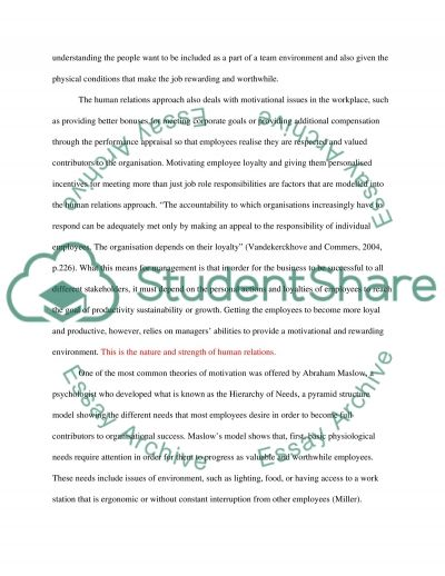 Communication Organisations and Technologies essay example