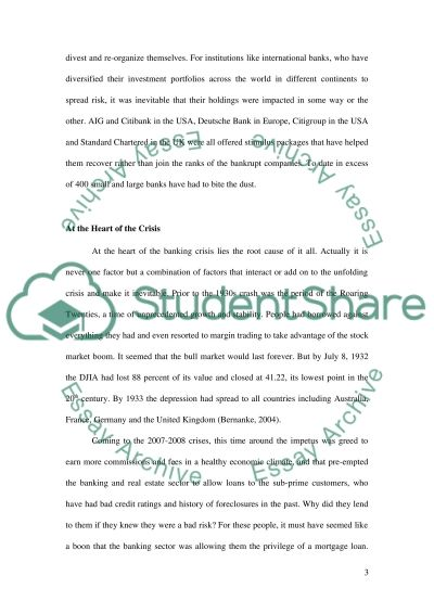 the northern rock crisis essay Future of the northern rock bank we will write a cheap essay sample on future of the northern rock bank specifically for you for only $1290/page northern rock' crisis risk and crisis management: northern rock case study.