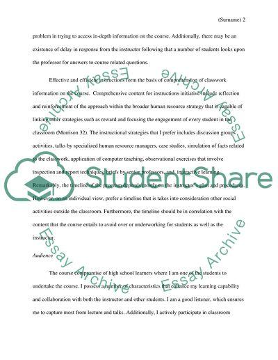 Analysis Report Grading Rubric