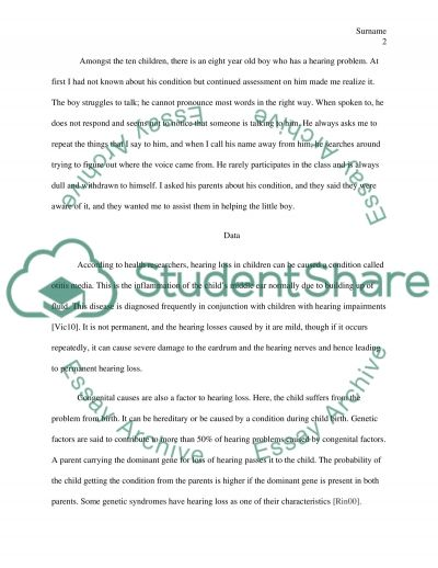 POP Education Assignment essay example
