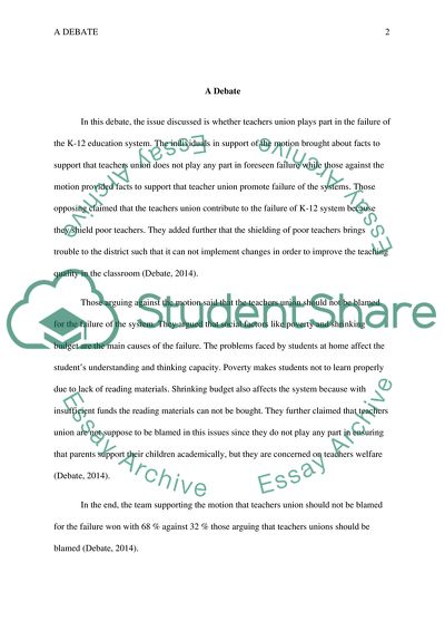 Said business school essays